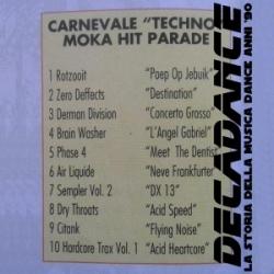 Moka, Trend Discotec febbraio 1993